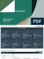 Ibm Presentacion Bluemix Cloud