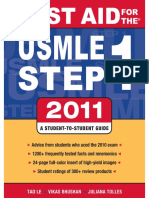 Usmle First Aid 2011