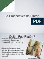 Platon y la prospectiva