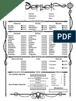 Defiler 1 Page