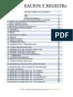 Registros de Evaluacion General LOGOPEDIA