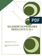 Culegere de probleme rezolvate in C_C++.pdf