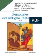 Personajes Del Antiguo Testamento - II