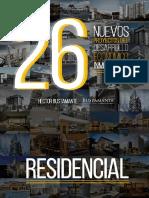 nuevos proyectos inmobiliarios Tijuana