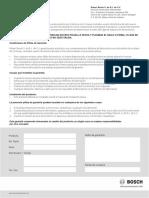 Poliza de Garantia( 08-2013)