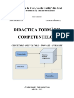 Didactica Competente Final