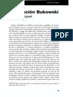 Generacion Bukowski