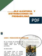 Distribuciones de Probabilidad Discreta y Continua Para Ingenieria