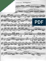 Bach - Solfeggietto for Clarinet Solo.pdf