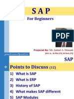 SAP Good Ppt