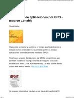 Instalación de aplicaciones por GPO - Blog de Cenabit.pdf