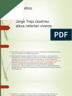 Jorge Trejo y Alexa Viveros