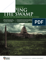Mapping the Swamp Open the Books