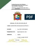 A Presentar Informe de Maquinarias Julian