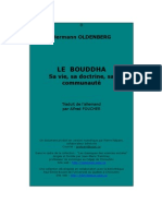 Le Bouddha - Sa vie, sa doctrine, sa communauté (H. Oldenberg)