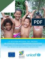 Guia de-planes-escolares de Gestion Del Riesgo