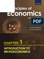 Chapter 1 Introduction to Economics