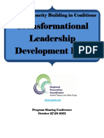 transformationalleadershipdevelopmentplan-140611030458-phpapp01