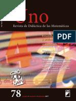 2017-10-01 Uno. Didactica de Las Matematicas (1)
