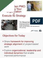 Aligning Organization Strategy
