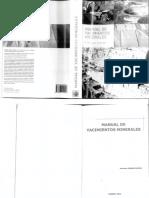 Manual de Yacimientos Minerales