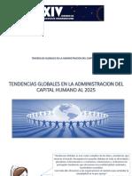 Tendencias Globales en La Administracion Del Capital Humano