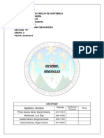 Informe Minerales
