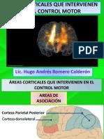 12-13 - Áreas Corticales Que Intervienen en El Control Motor - Sistemas Desc.