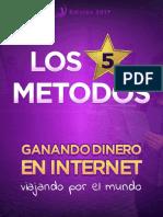 Los 5 metodos