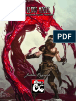 Blood Magic D&D5e