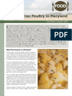 Poison-Free Poultry in Maryland