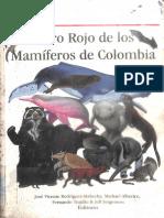 Libro Rojo Mamiferos Colombia