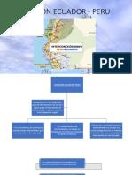 Conexión Ecuador - Peru Version 2