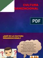 6. Cultura Organizacional