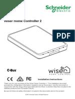 Wiser Home Controller 2 Installation