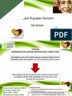 Sistem Rujukan Geriatri, Jogya