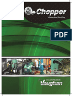 Chopper Brochure 2014