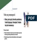 Ergonomi Angkat-Angkut
