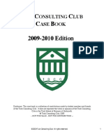 Case Book - Tuck 2009