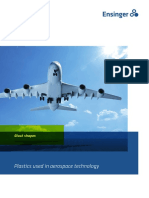 Plastics in Aerospace