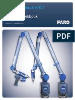 08m13e14 - CAM2 Measure v10.7 - FaroArm Training Workbook - September 2017