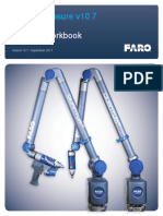 08m13e14 - CAM2 Measure v10.7 - FaroArm Training Workbook - September 2017