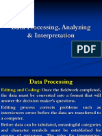 RM7. Data Processing, Analyzing, Interpretation