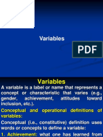 RM6. Technical and Operational Variables and Relevant Terms