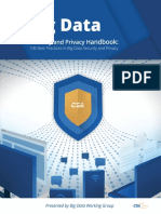 BigData Security and Privacy Handbook