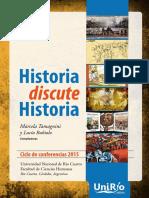 Historia Discute Historia (UNRC)