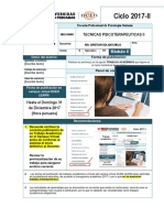 Fta Tecnicas Psicoterapeuticas II m2