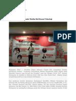Menkominfo Ajak Pemuda Muslim Bali Kuasai Teknologi masa kini