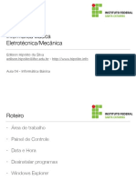 Aula 04 - Informática Básica - Copiar e Colar