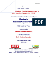 18429183 Working Capital Management